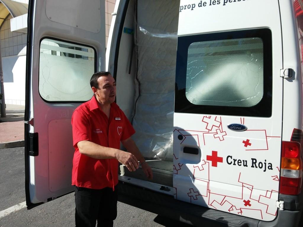 Colaboracion Muebles BOOM y Cruz Roja III